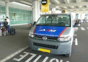 Flughafen Budapest Shuttle
