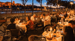Restaurants in Budapest - Duna Corso