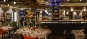 St Andrea wine bar budapest