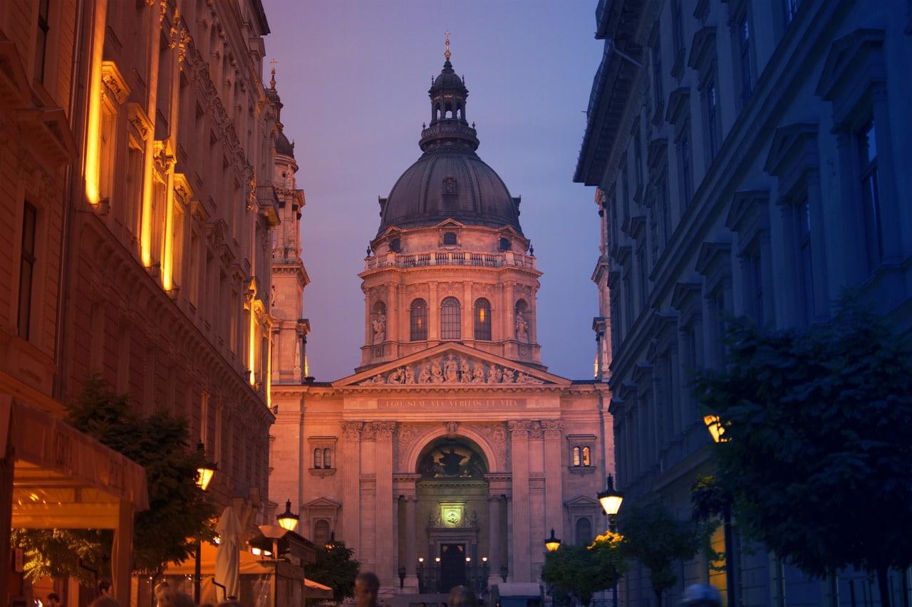 Budapest in 3 tagen - Bazilika