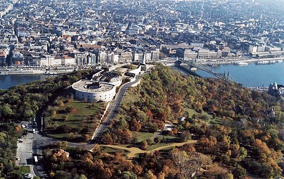 die Zitadelle - Budapest in 4 tagen