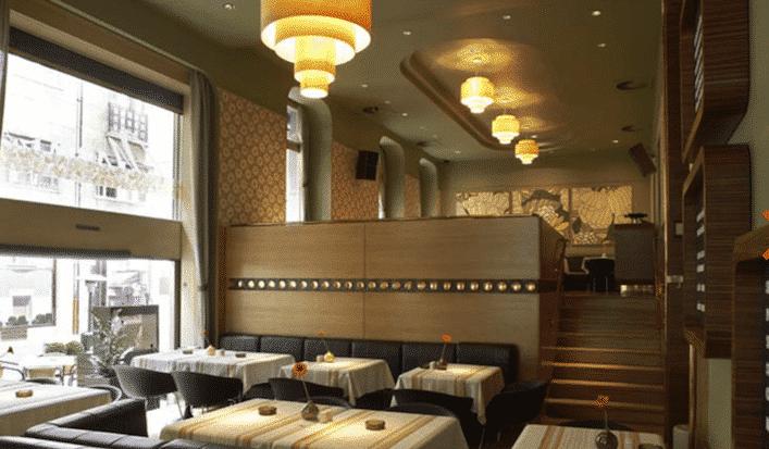 restaurants in Budapest - menza 3