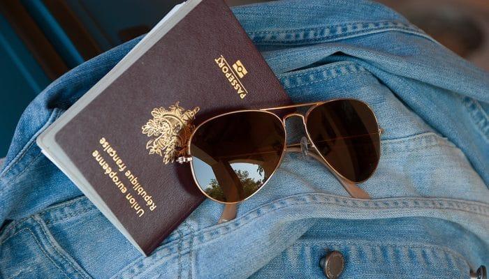 Dokumente für die Reise nach Ungarn