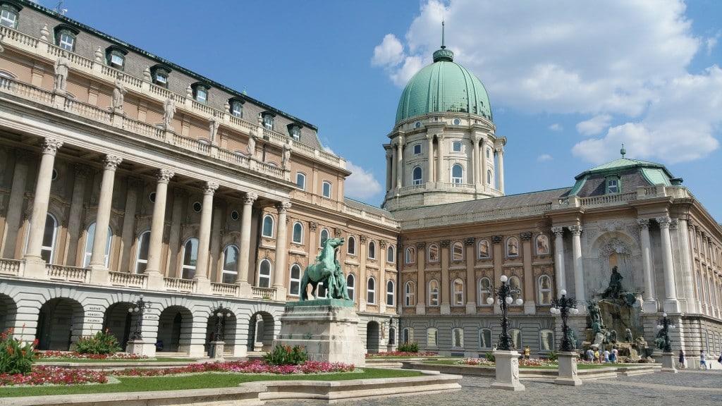Budapest in 4 tagen