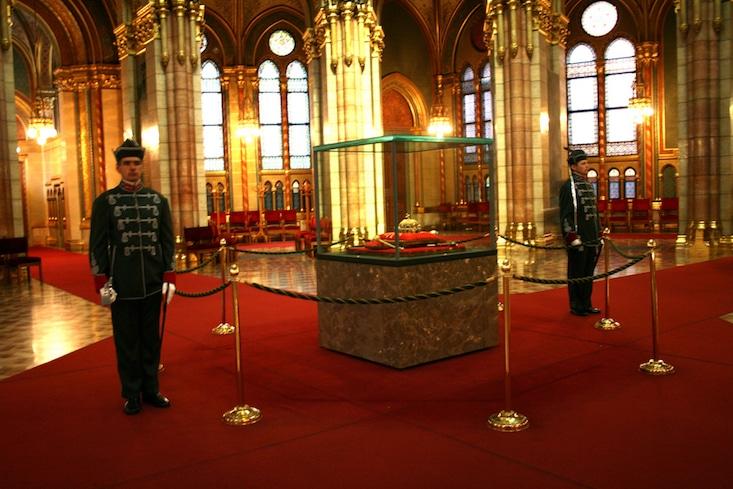 ungarischen Parlament