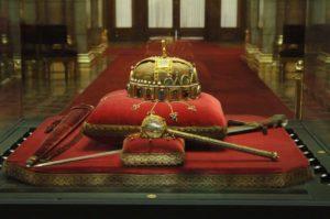 die Krone von Saint Étienne