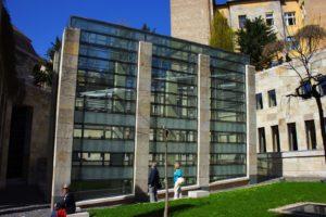 Holocaust museum budapest