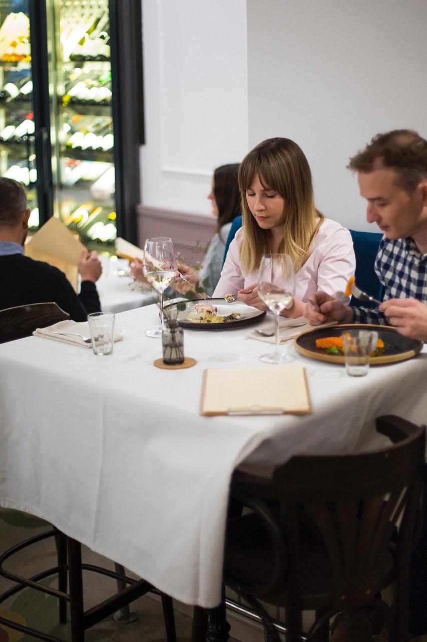 Restaurants in Budapest - Klassz 4