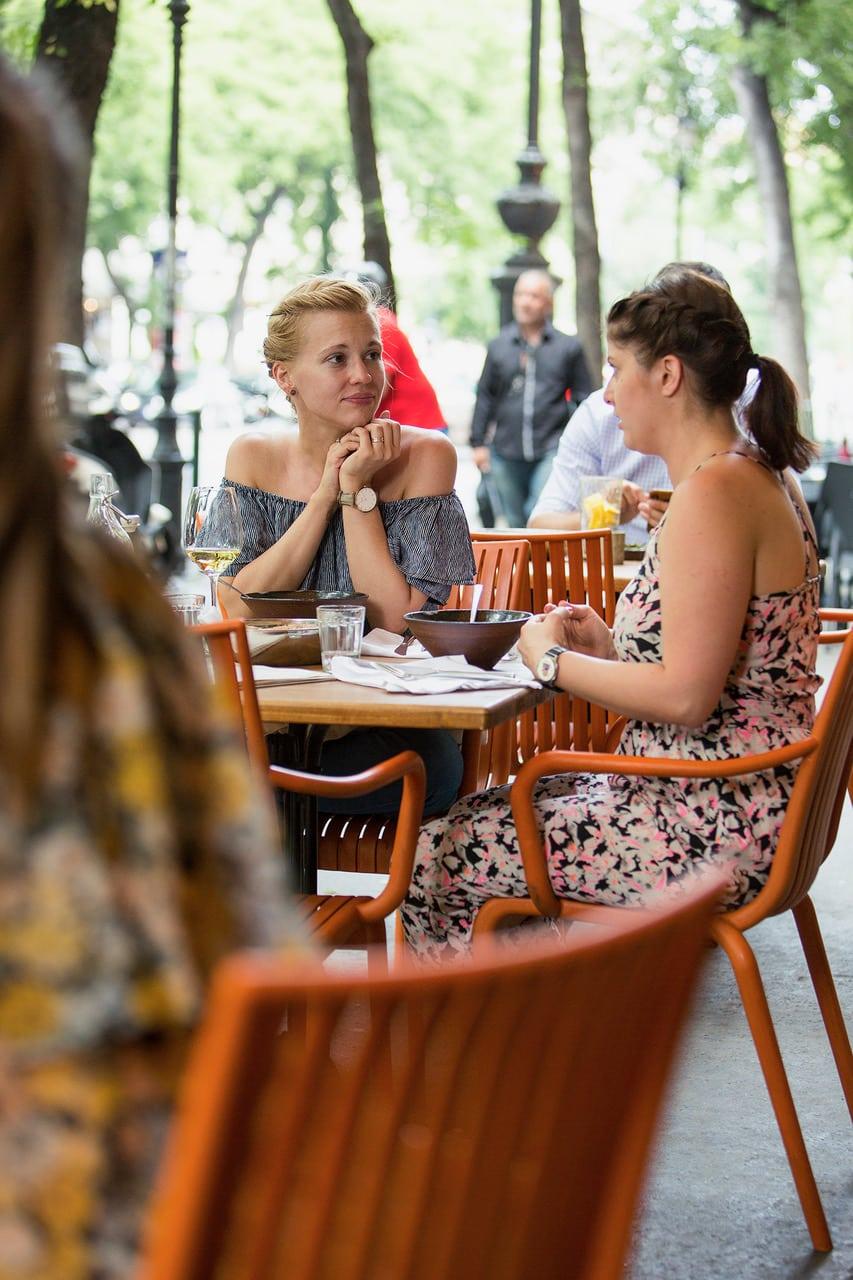 Restaurants in Budapest - Klassz 3