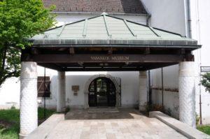 Das Vasarely Museum in Budapest