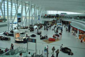 Terminal 2 - Informationen Flughafen Budapest