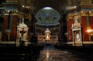 Konzert Budapest St.-Stephans-Basilika