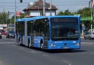 Bus 100E Flughafen Verknüpfung – Innenstadt