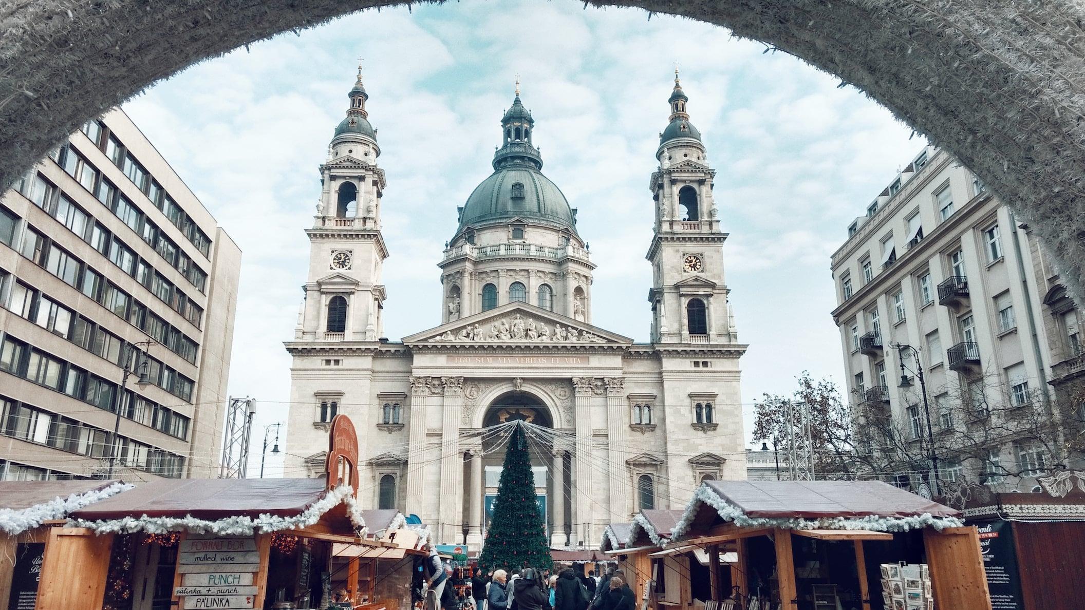 St. Stephans - Basilika in Budapest