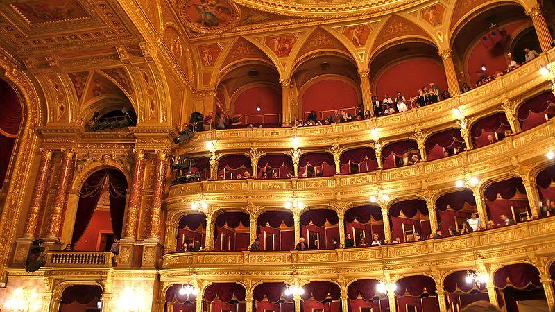 Budapest oper