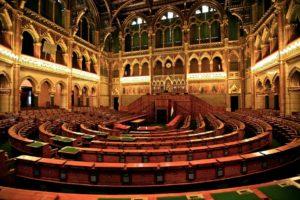 der ungarischen Nationalversammlung