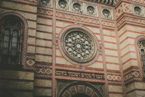 Die Budapester Synagoge