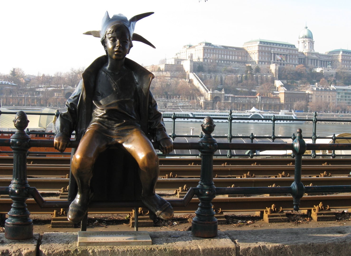 Budapest Vigado Platz