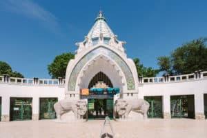 Der Zoo von Budapest