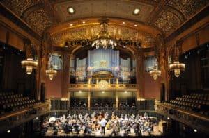 Konzerte in Budapest