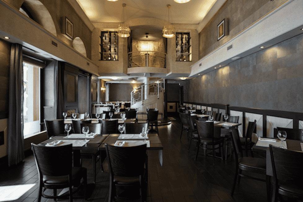 Restaurants in Budapest - Dunacorso 4