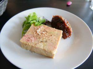 Ungarische Küche -Ungarische Foie Gras (Gänseleber)