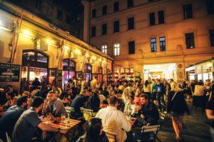 Goszdu Budapest ruin bar