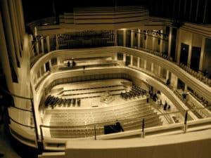 Konzerte in Budapest - Palast der Künste