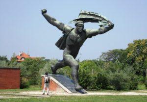 Der Park der Statuen - Budapest