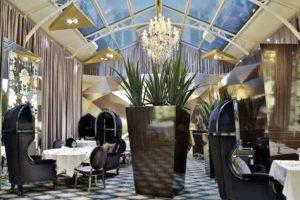 restaurants in Budapest ONYX