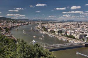 Sightseeing Kreuzfahrt Budapest
