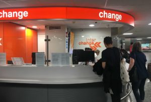 ungarische waehrunggeldwechseln in Ungarn