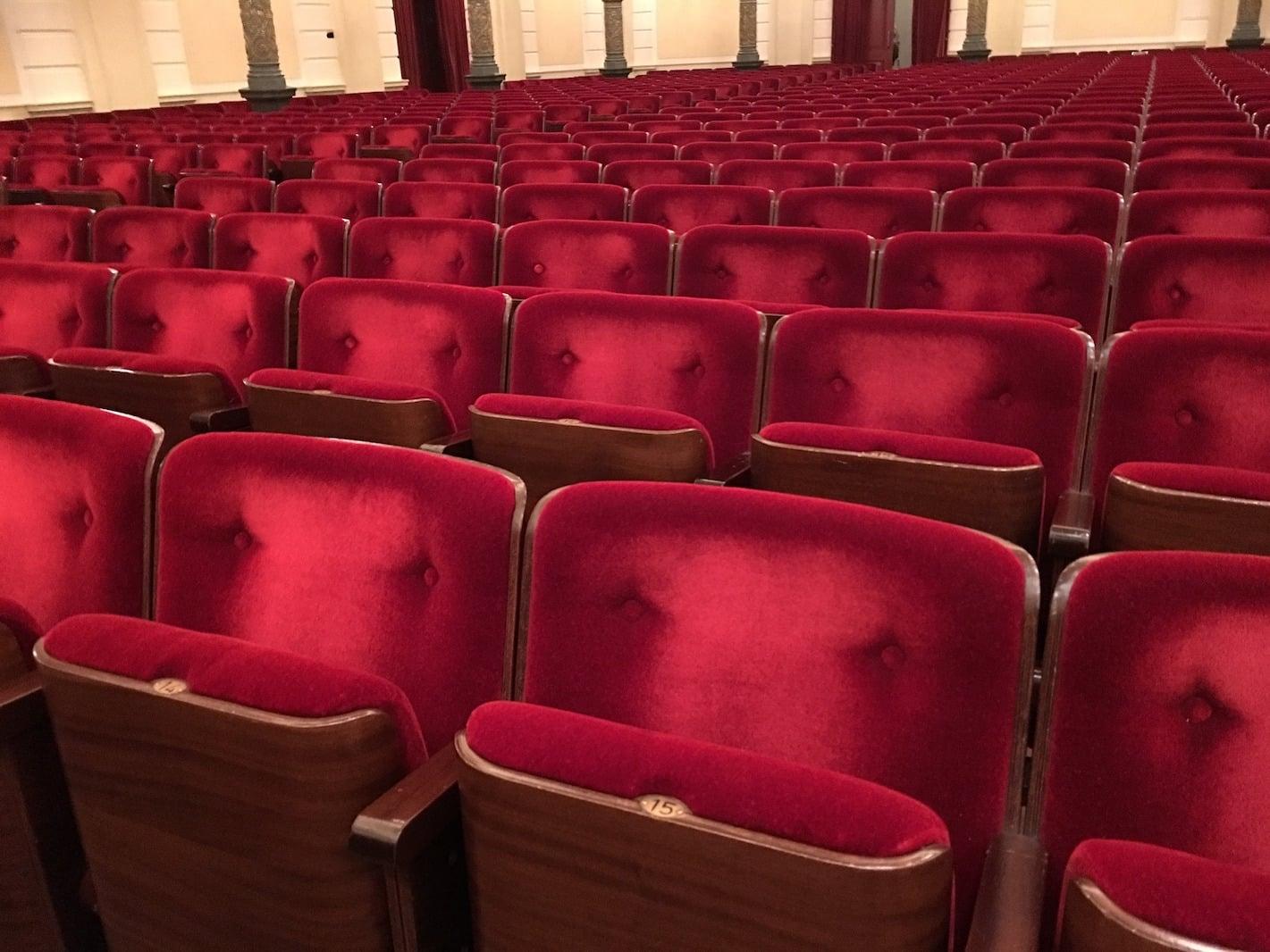 Budapest Konzerte und Shows im Dezember