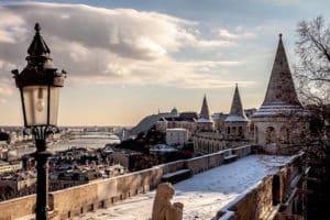 Budapest in zwei tagen