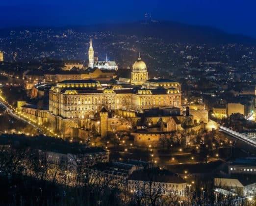 Budapest in 2 tagen