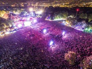 Sziget Festival Koncert