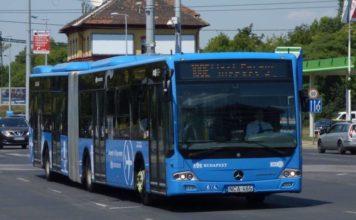 Budapest Bus zum Flughafen