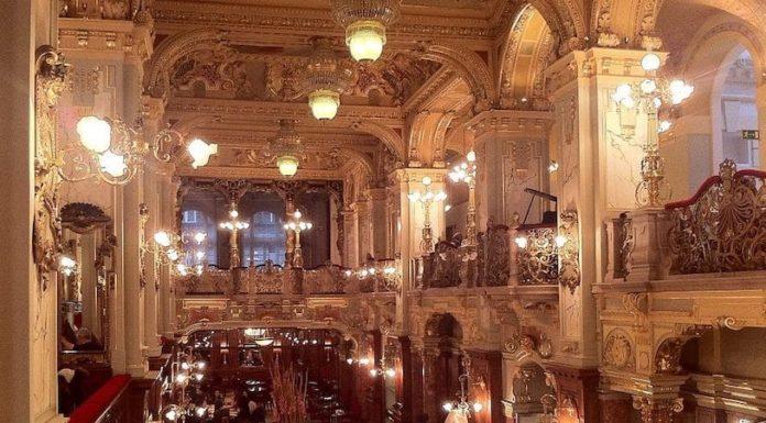 Cafés in Budapest