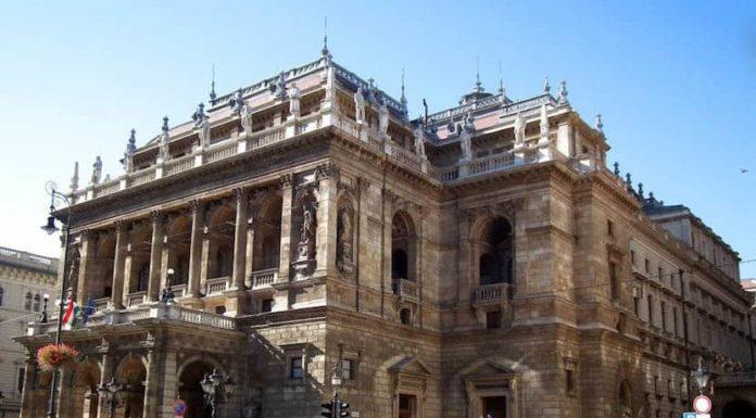 Budapester Staatsoper
