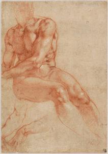 Ausstellung Der Triumph des Körpers - Michelangelo - Budapest