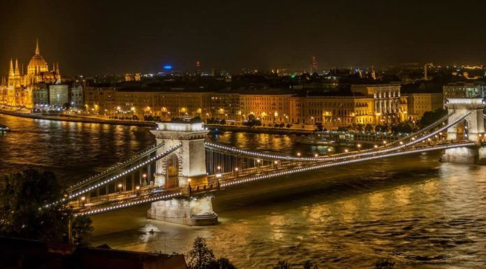 Top 10 Sehenswürdigkeiten in Budapest