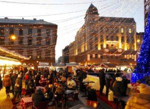 Weihnachtsmärkte Basilika Budapest