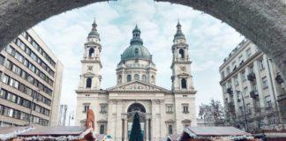 Ungarische Spezialitäten der Weihnachtsmärkte