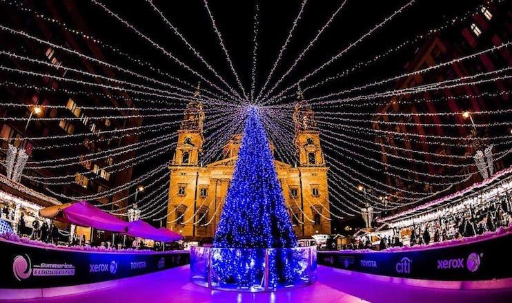 Budapest im November