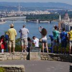 Budapest im Juli
