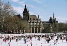 Budapest im winter