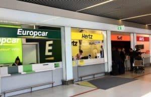 Autovermietung Budapest Flughafen