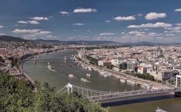 Budapest im Juni