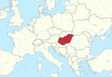 Budapest in Ungarn