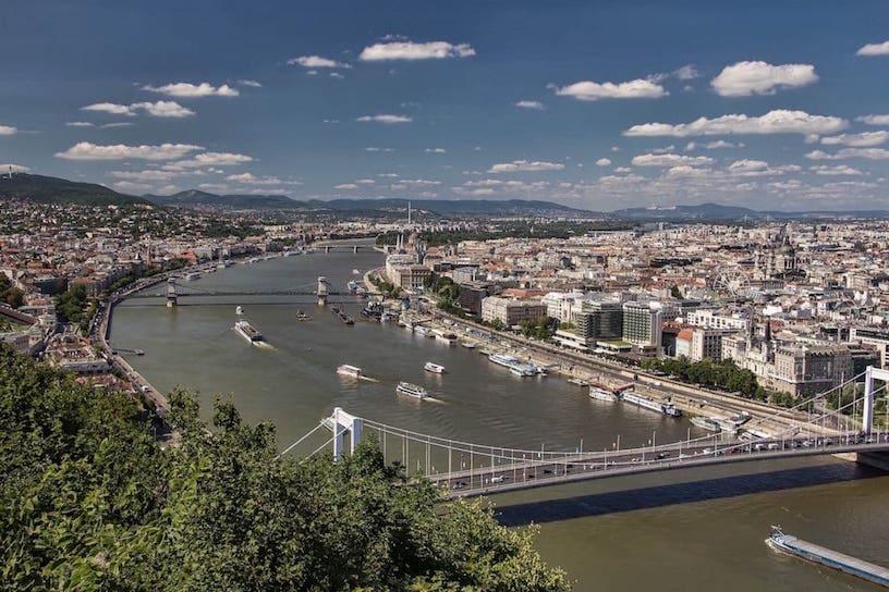 Budapest im Oktober